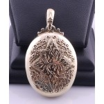 9ct Victorian Style Locket